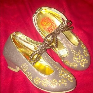 Disney Elena of Avalon costume shoes